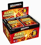 Grabber Hand Warmers - Box of 40 Pair