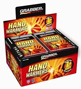 Grabber Hand Warmers - Box of 40 Pair by Grabber Performance