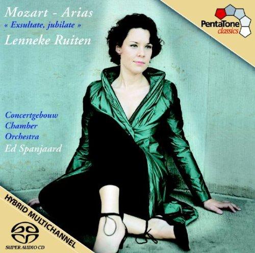 Mozart: Arias, Exsultate, jubilate