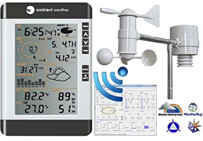 Ambient Weather WS-2090 Wireless Home Weather Station from Ambient Weather