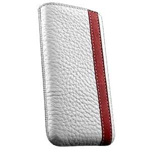 Amazon.com: Sena 821636 Corsa Leather Sleeve for Samsung Galaxy S III