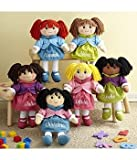 Personalized Rag Dolls