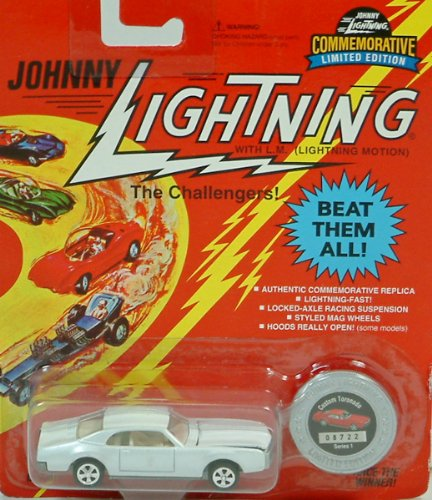 Johnny Lightning Commemorative Limited Edition - 1