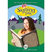 Signing Time Series 2 Vol. 11 - Once Upon a Time