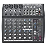 51Fgv0dd6FL. SL160  Buy Phonic AM Series 4 Mic/Line 4 Stereo Input Compact Mixer AM440D  Reviews