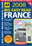 Big Easy Read France (AA Atlases)