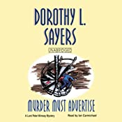 Murder Must Advertise | [Dorothy L. Sayers]