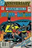 "The Brave and the Bold #200 : Starring Batman and Batman in ""Smell of Brimstone, Stench of Death"" (DC Comics)"