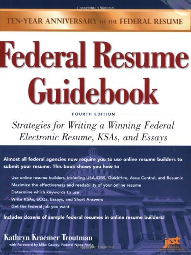 Federal Resume Guidebook: Strategies for Writing a...