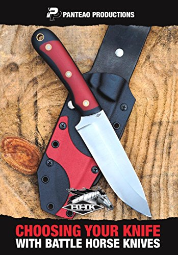 Panteao Productions: Battle Horse Knives - BVPD008 - Knife Selection & Survival Knives