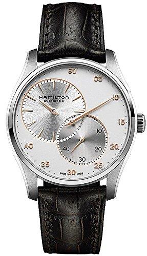Reloj hamilton Jazzmaster Regulateur H42615553piel hombre