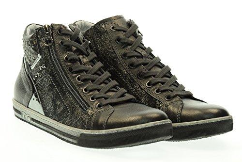 NERO GIARDINI donna sneakers alte A616040D/105 39 Grigio