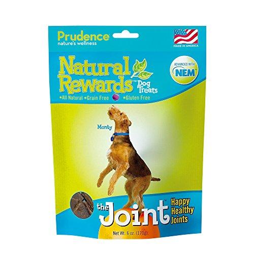 Bergan Pet Natural Rewards Dog Treats, The Joint