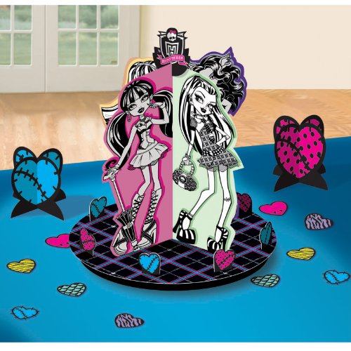Monster High Centerpiece Kit 23 Pc. - 1