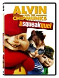 Cover art for  Alvin and the Chipmunks: The Squeakquel  (Single-Disc Edition)