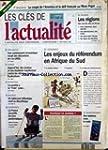 CLES DE L'ACTUALITE (LES) [No 1] du 1...