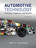 img - for Automotive Technology: Principles, Diagnosis, and Service (5th Edition) book / textbook / text book