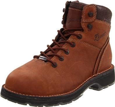 Danner Men's Workman 16001 Work Boot,Brown,7 D US