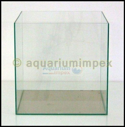 30x30x30-Nano-Style-Aquarium-Becken-Wrfel-Glasbecken-30-poliert-transparent
