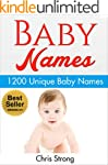 Baby Names : 1200 Unique and Unusual...