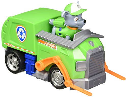 paw patrol rocky s recycling truck christmas toy store