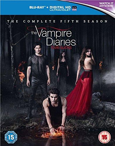 The Vampire Diaries - Season 5 [Blu-ray] [2014]