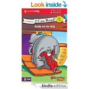 Noah and the Ark (I Can Read! / The Beginner's Bible)