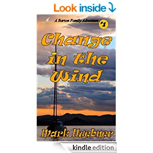 Change in the Wind (A Barton Family Adventure - Book #1)