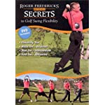 ROGER FREDERICKS REVEALS SECRETS TO GOLF SWING FLEXIBILITY – DVD