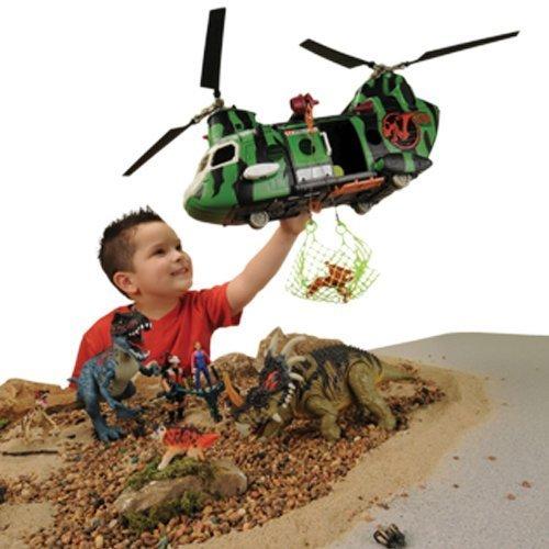 <b>CP Toys 32 pc Dinosaur Research Playset</b>