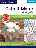 Rand McNally Detroit Metro Street Guide (Rand McNally Detroit Metro Street Guide: Inlcudes Wayne, Oakland,)