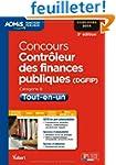 Concours Contr�leur des Finances publ...