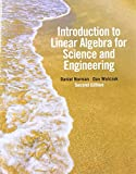 img - for Introduction to Linear Algebra for Science and Engineering (2nd Edition) book / textbook / text book