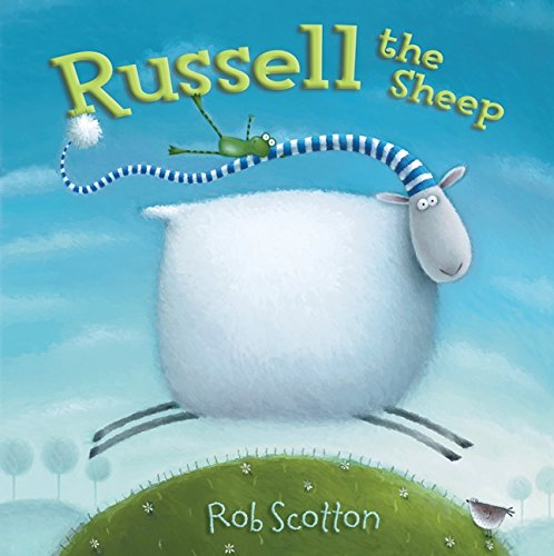 Russell the Sheep Board Book, Buch