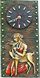 Handmade Terracotta Wall Clocks