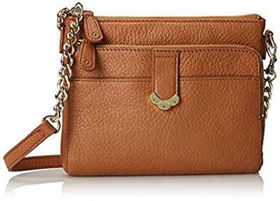 Jack Rogers Celeste Small Leather Cross Body Bag