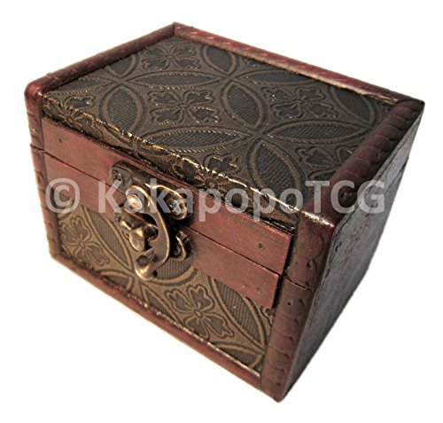 S02-Wood-Single-Deck-Box-for-Protector-Sleeve-Trading-Cards-TCG-Ultra-Pro-MTG-Magic-the-Gathering-Pokemon-YGO-Yugioh-Wow-Vanguard-Lord-of-the-Rings-EDH-Commander