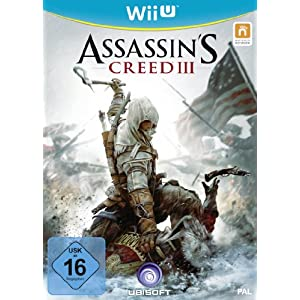 Wii U - Assassin's Creed 3 (100% uncut)