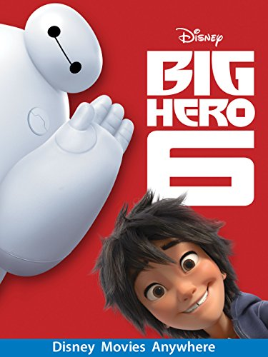 Big Hero 6 (Plus Bonus Features)