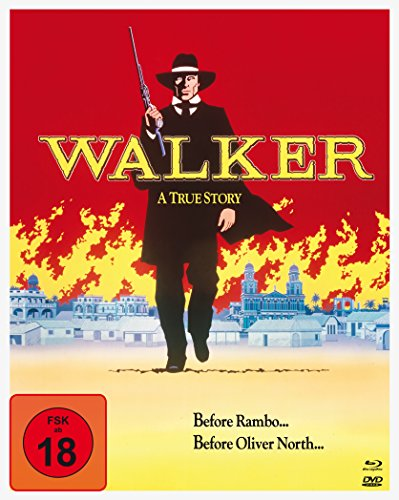 Walker (+ DVD) (+ Bonus-DVD) [Blu-ray]