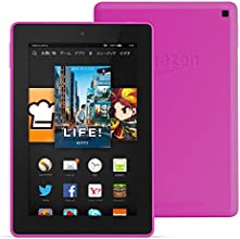 Fire HD 7タブレット 8GB、ピンク
