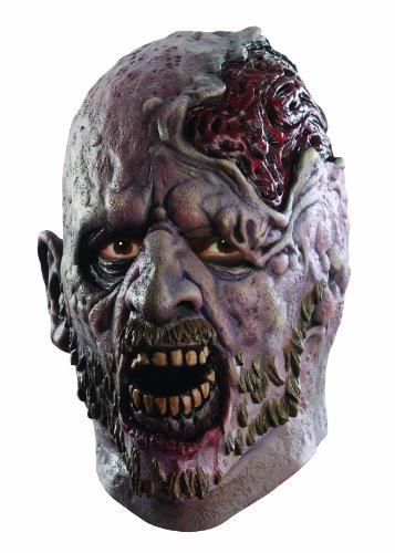 The Walking Dead Screaming Corpse Latex Mask