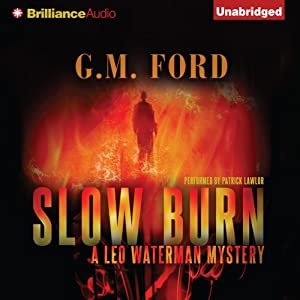 Slow Burn: A Leo Waterman Mystery, Book 4 | [G. M. Ford]