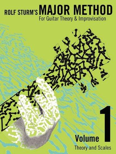 Rolf Sturm's Major Method Volume 1