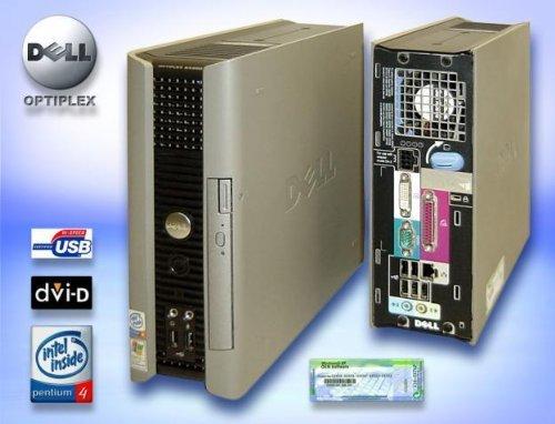 DELL OPTIPLEX SX280 USFF 2.8/3.0 HT GHZ 40GB HDD 1 GB RAM + 15