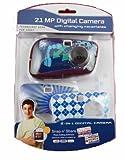 Sakar Boys Digital Camera 2.1mp with 3 Changing Faceplates