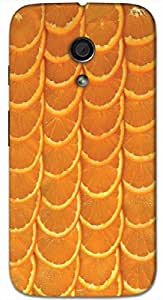 Timpax protective Armor Hard Bumper Back Case Cover. Multicolor printed on 3 Dimensional case with latest & finest graphic design art. Compatible with only Motorola Moto-G2 ( 2nd Gen ). Design No :TDZ-21288