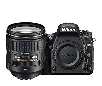 Nikon D750 (with 24-120mm VR Lens Kit)DSLR Camera Image