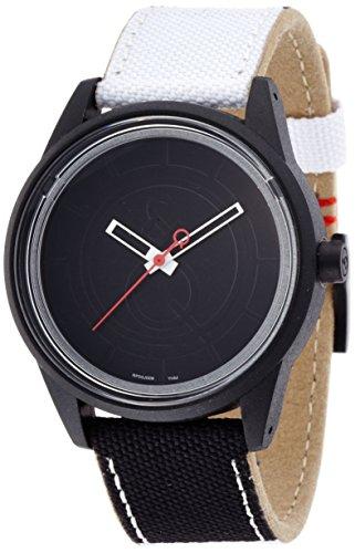 [キューアンドキュー スマイルソーラー]Q&Q SmileSolar 腕時計 ブラック×ツートン RP00J009