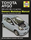 Toyota Aygo Petrol: 2005 to 2011 (Service & repair manuals) Peter T. Gill